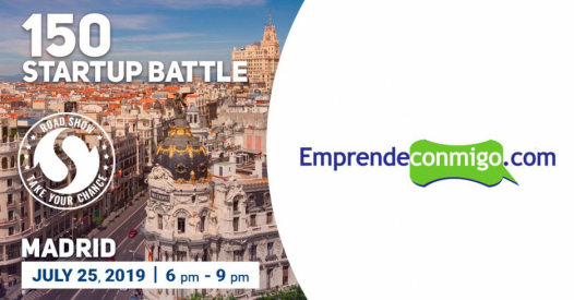Join the exciting pitch competition in Madrid on the 25th of July