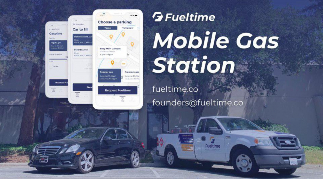 Photo - Mobile gas delivery service