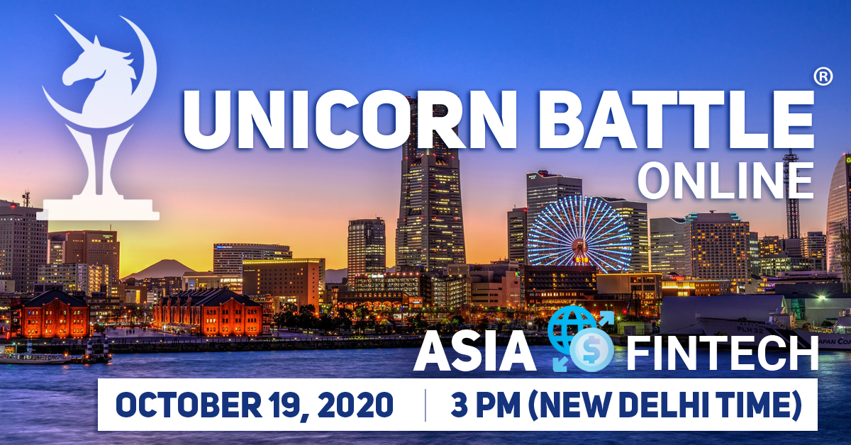 Fintech Unicorn Battle in Asia