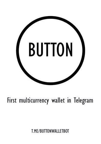 Photo 1 - BUTTON Wallet is the messenger based wallet