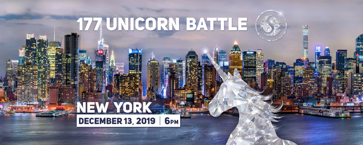 177 Unicorn Battle in New York