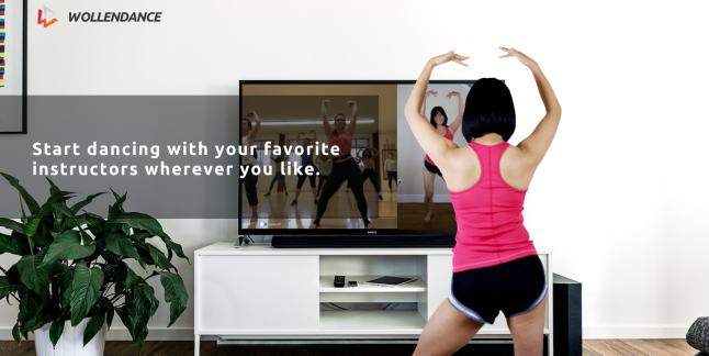 Photo - Live Stream Dance Fitness