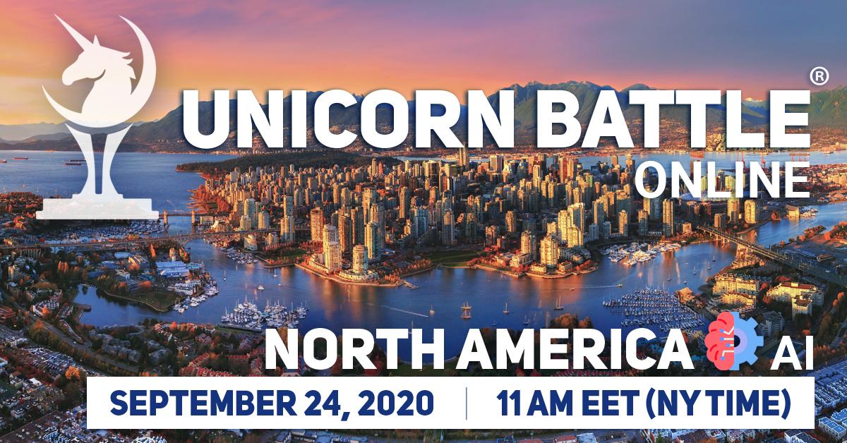 AI Unicorn Battle in North America