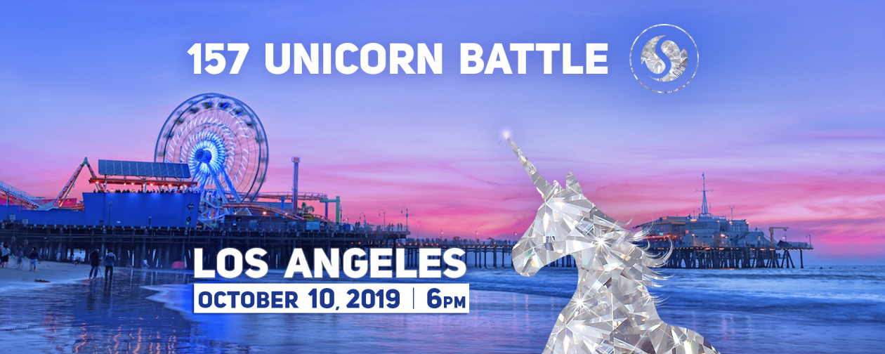 157 Unicorn Battle in Los Angeles