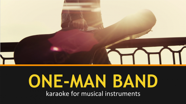 Photo - One-Man Band, Inc.