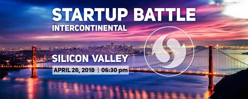 Intercontinental Startup Battle, Silicon Valley