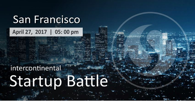 Intercontinental Startup Battle, San Francisco