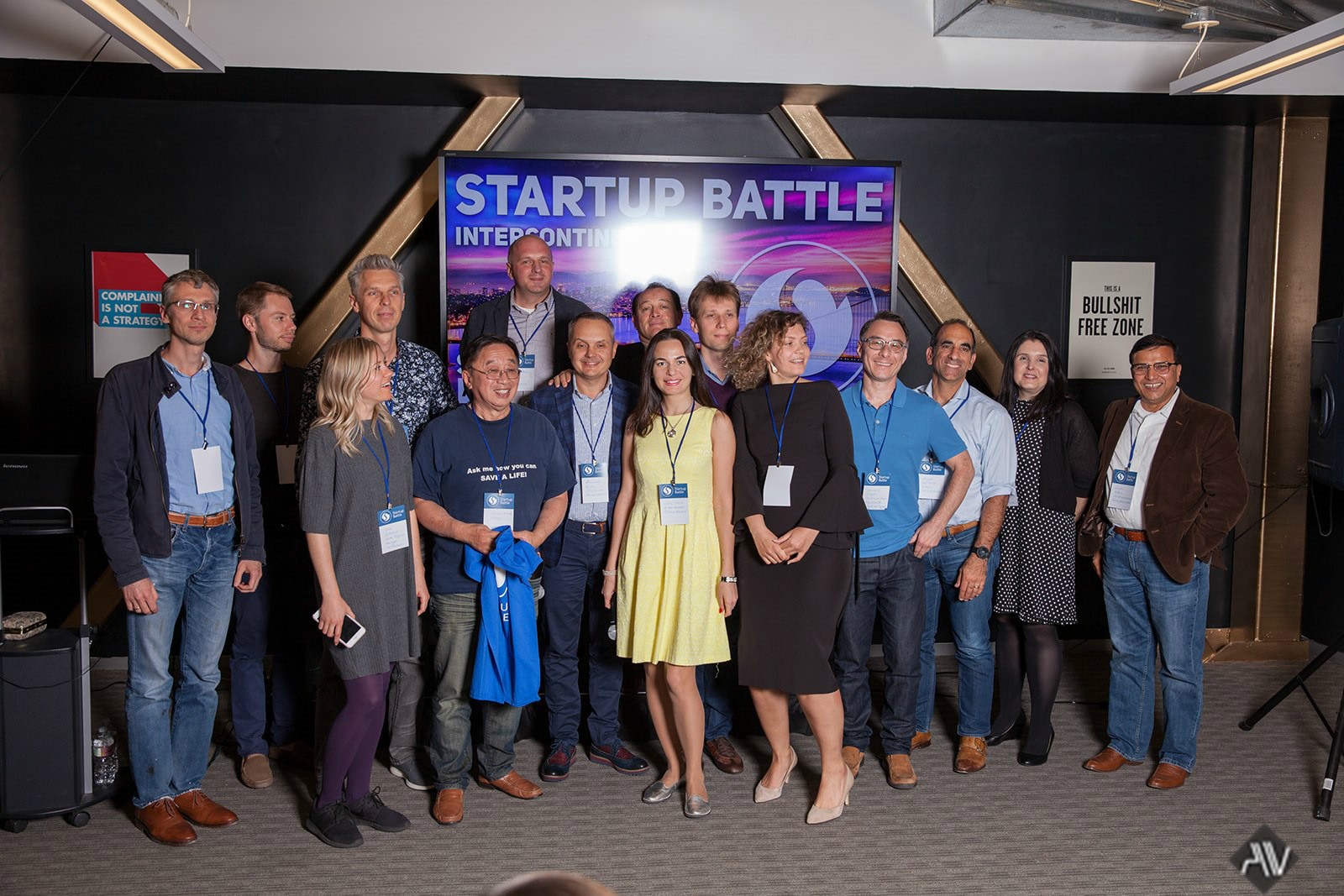 At the Intercontinental Startup Battle in San Francisco, Judges have Determined the Most Promising Startups