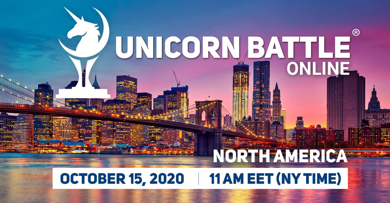 Unicorn Battle in North America
