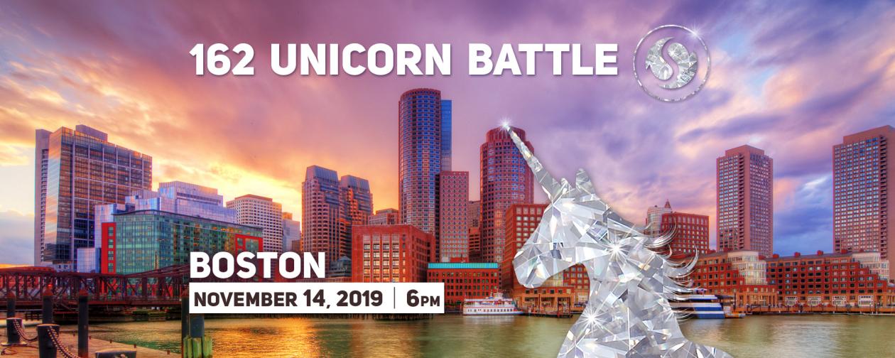 162 Unicorn Battle in Boston