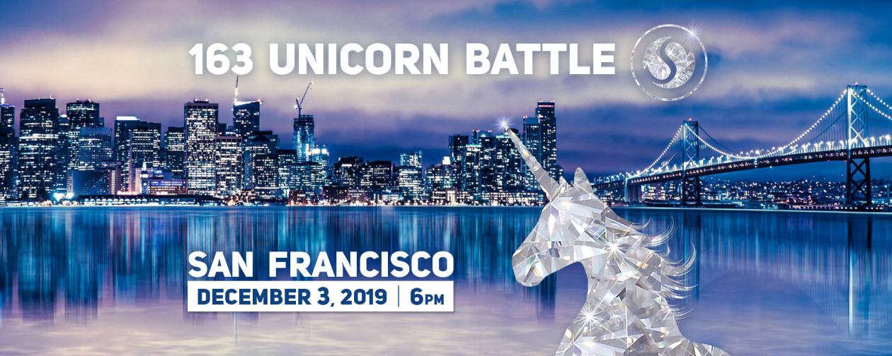 163 Unicorn Battle in San Francisco