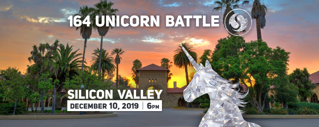 164 Unicorn Battle in Silicon Valley