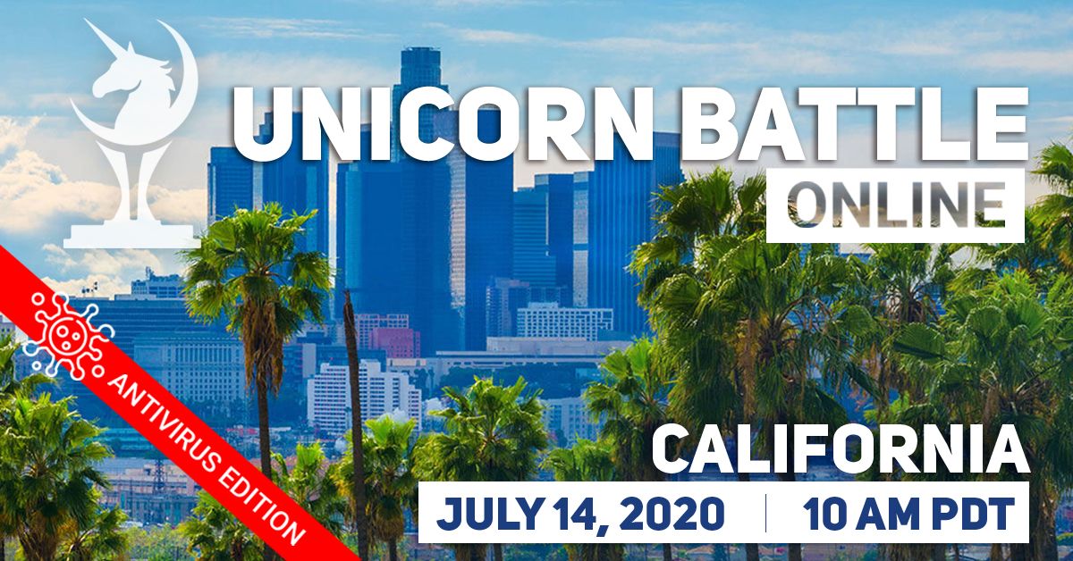 Unicorn Battle in California