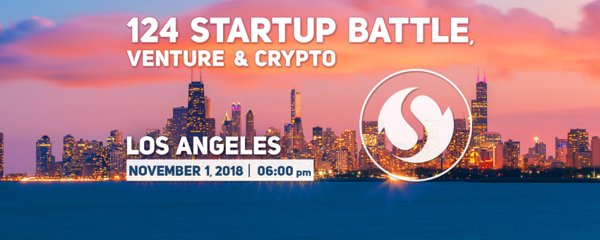 124 Startup Battle, Venture & Crypto