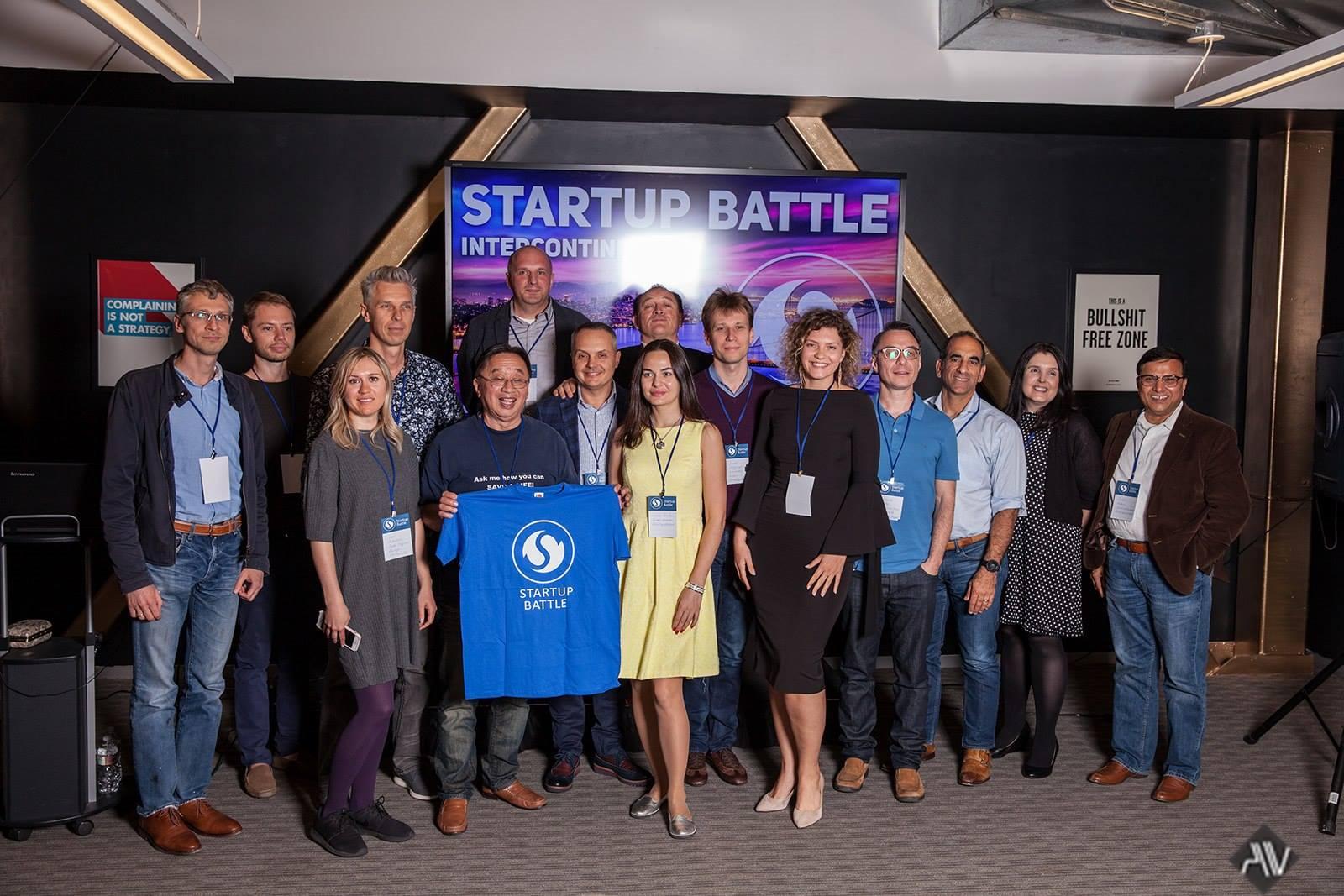 На Intercontinental Startup Battle в Сан-Франциско эксперты Startup.Network определили самый перспективный стартап