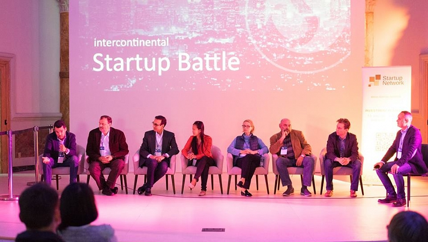 On April 27-th, an Intercontinental Startup Battle took place in San Francisco