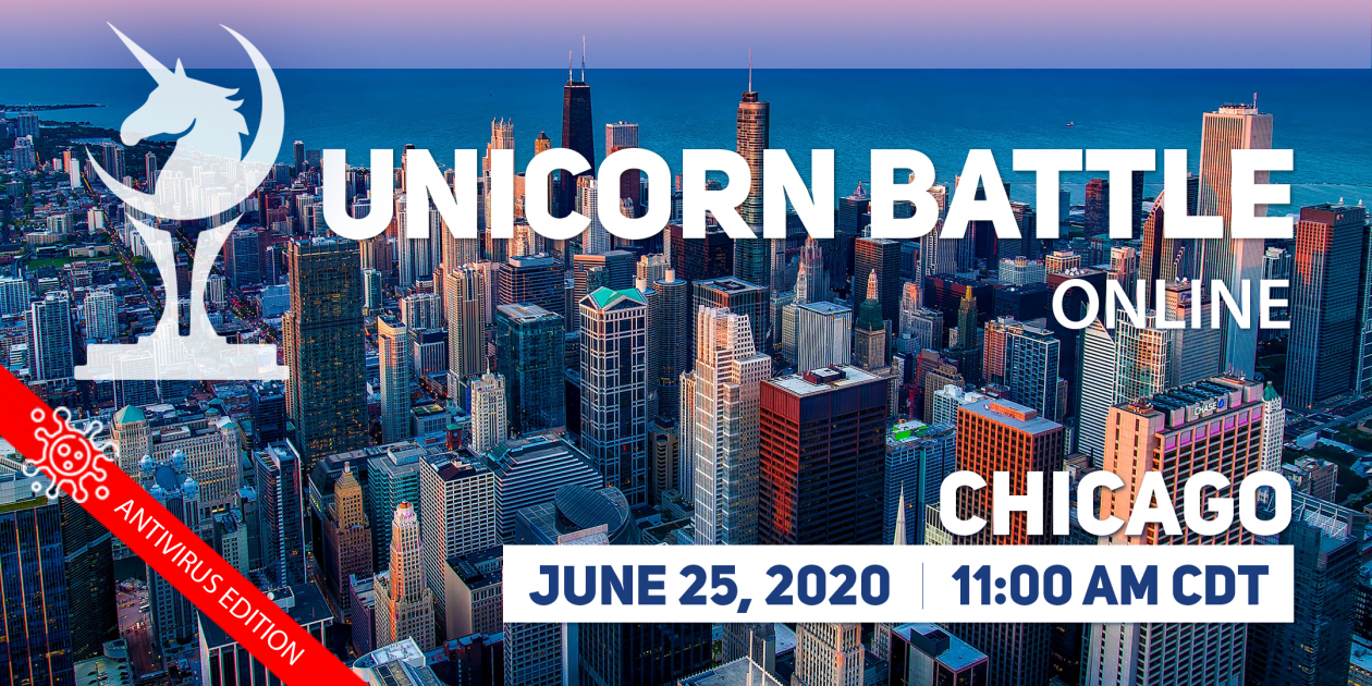 Online Unicorn Battle in Chicago