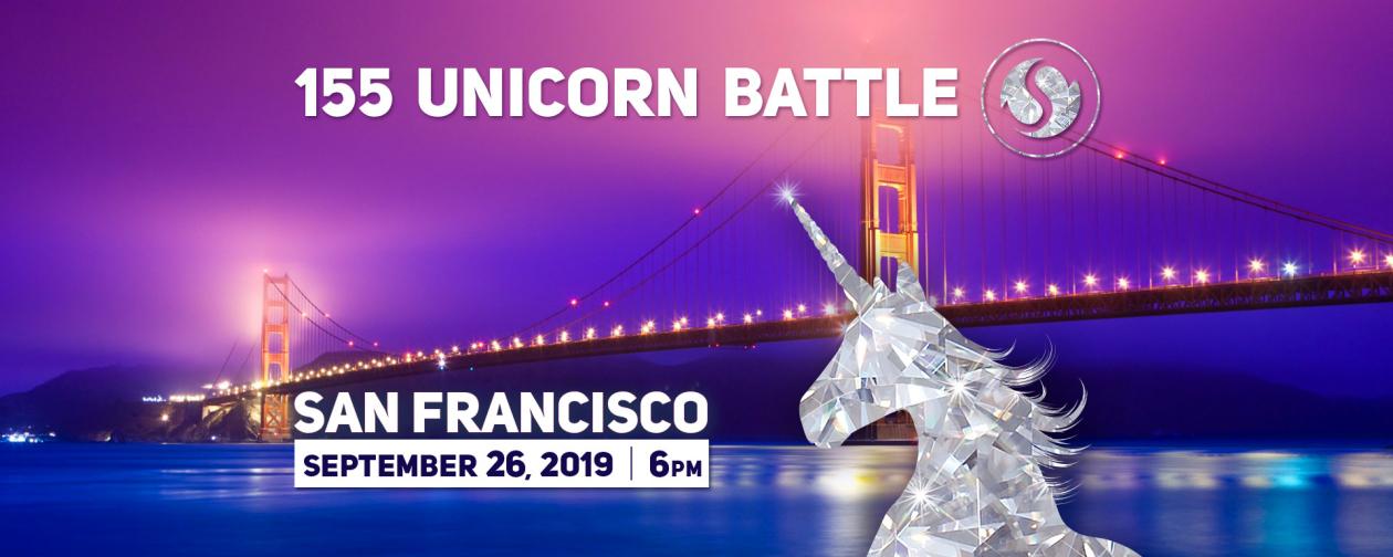 155 Unicorn Battle in San Francisco
