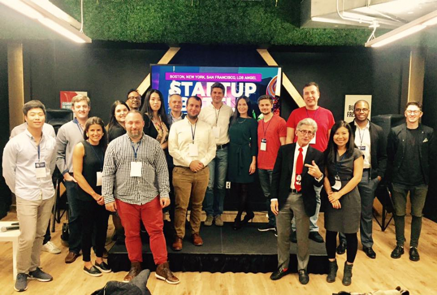 4 Startup Battles in one trip!  Startup.Network team has held an amazing investment Road Show in four US cities