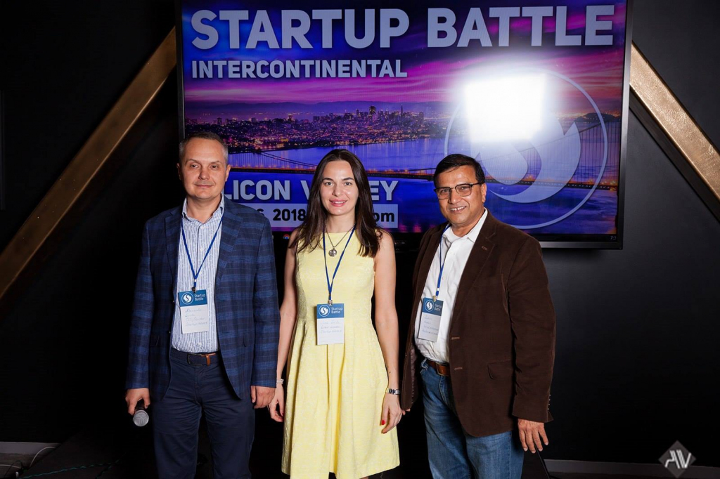 Intercontinental Startup Battle - Startup.Network