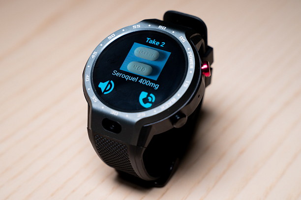 Photo 1 - Smartwatch Digital Health solution for Seniors & caregivers